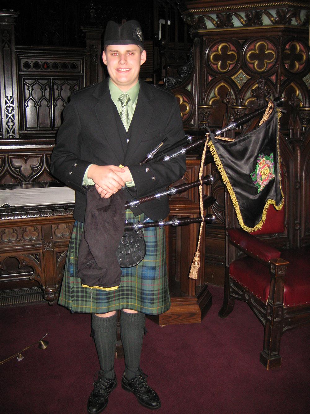 2011 Winner Joe Stewart